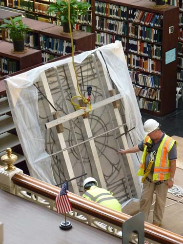 Dar Library Lay Light Panel Removal Daughters Of The
