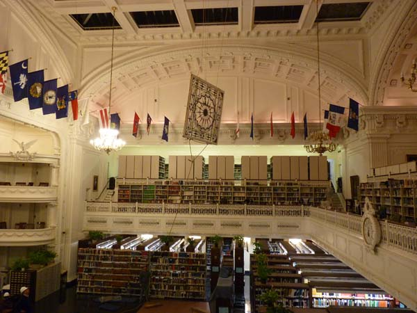 Dar Library Lay Light Reinstallation Daughters Of The American Revolution