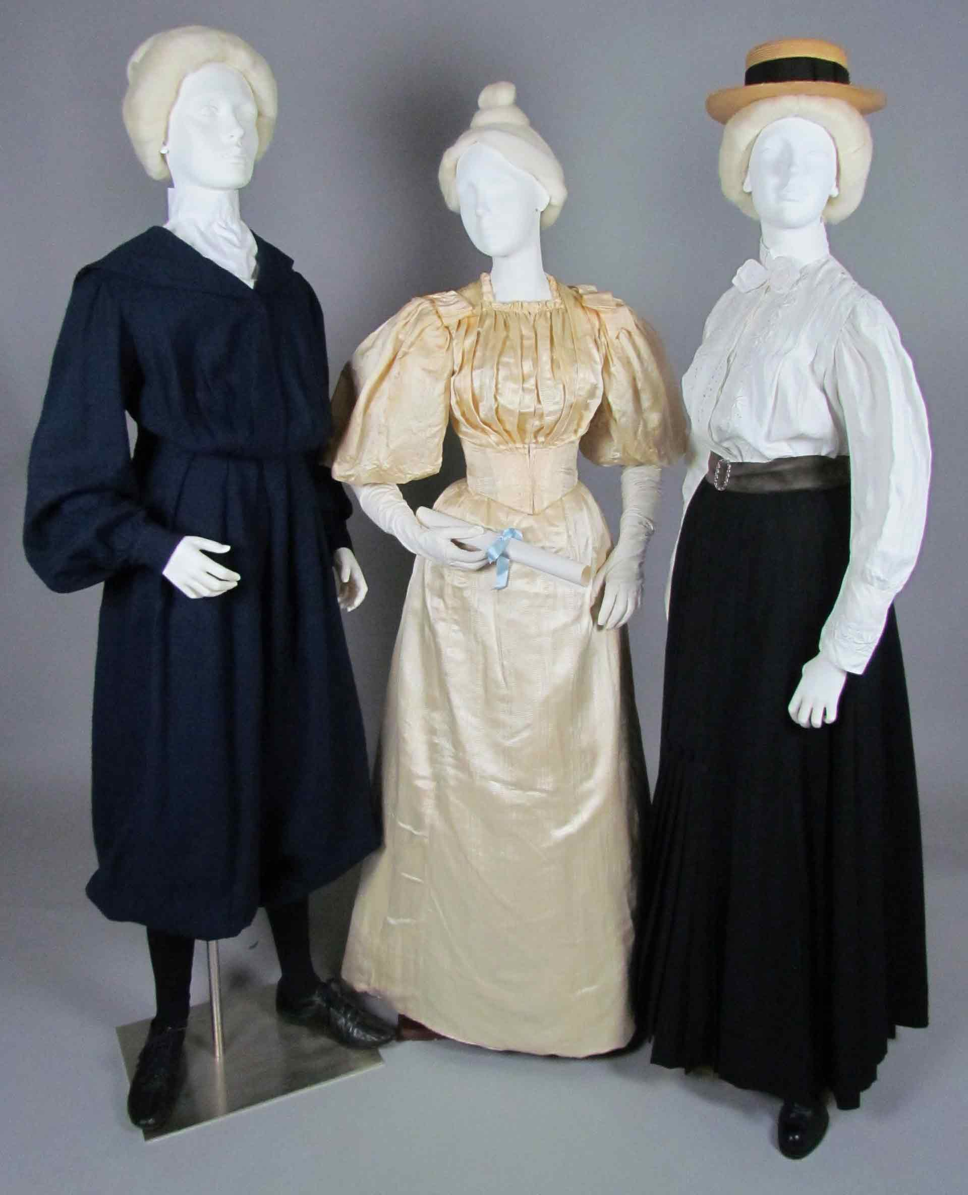 Fashioning The New Woman 1890 1925 Daughters Of The American Revolution