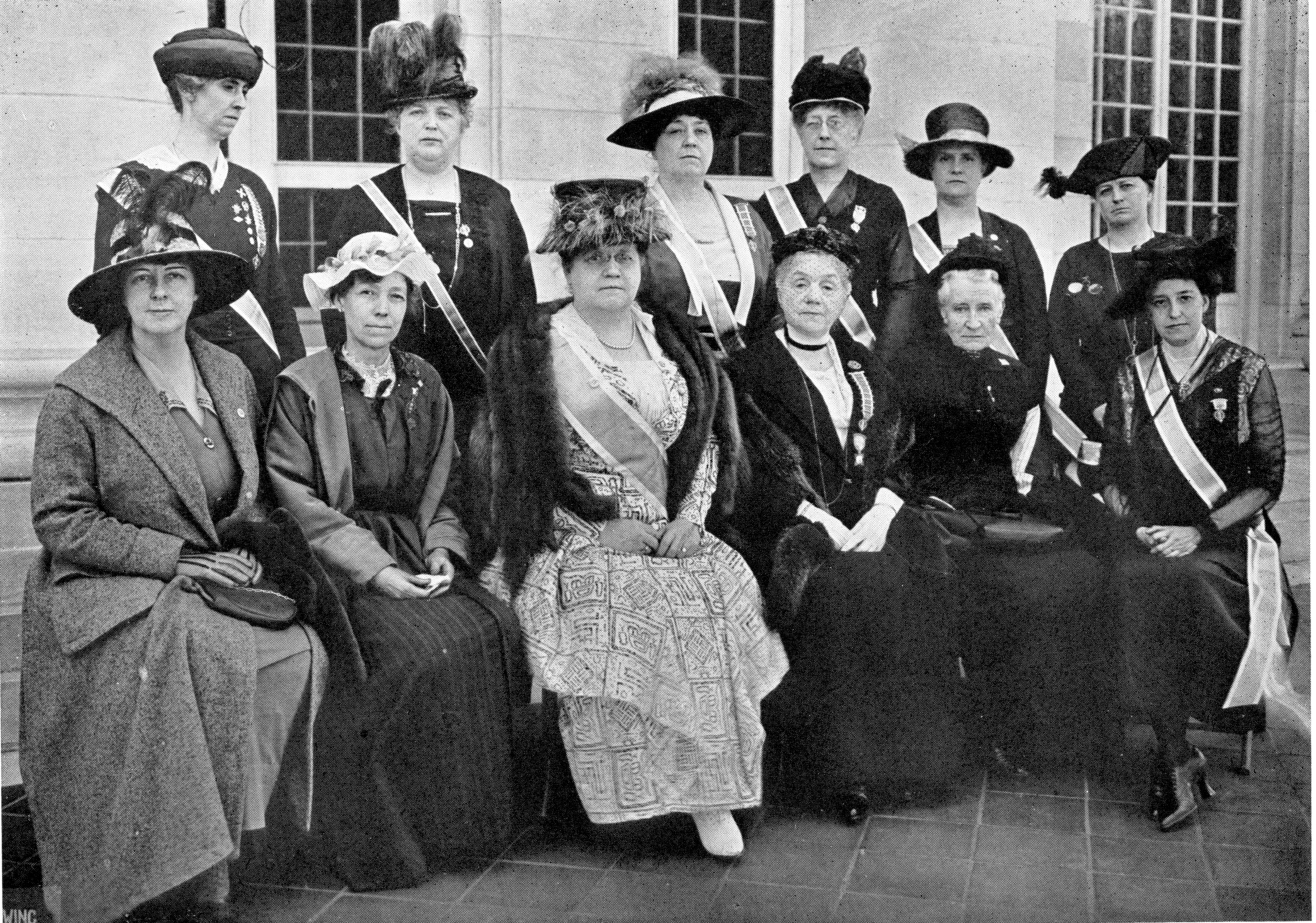 women before world war one