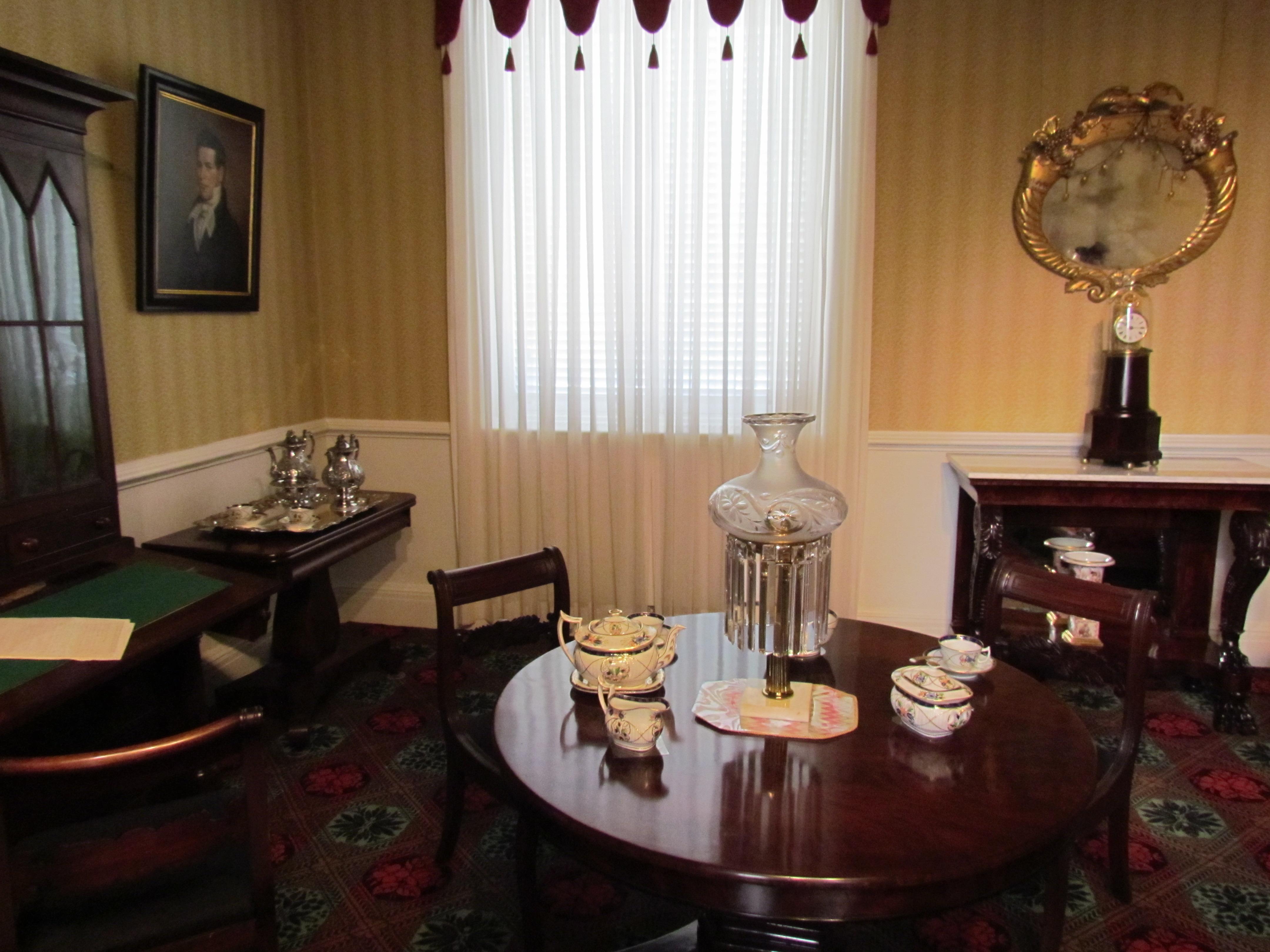 Dar Museum Period Rooms Daughters Of The American Revolution