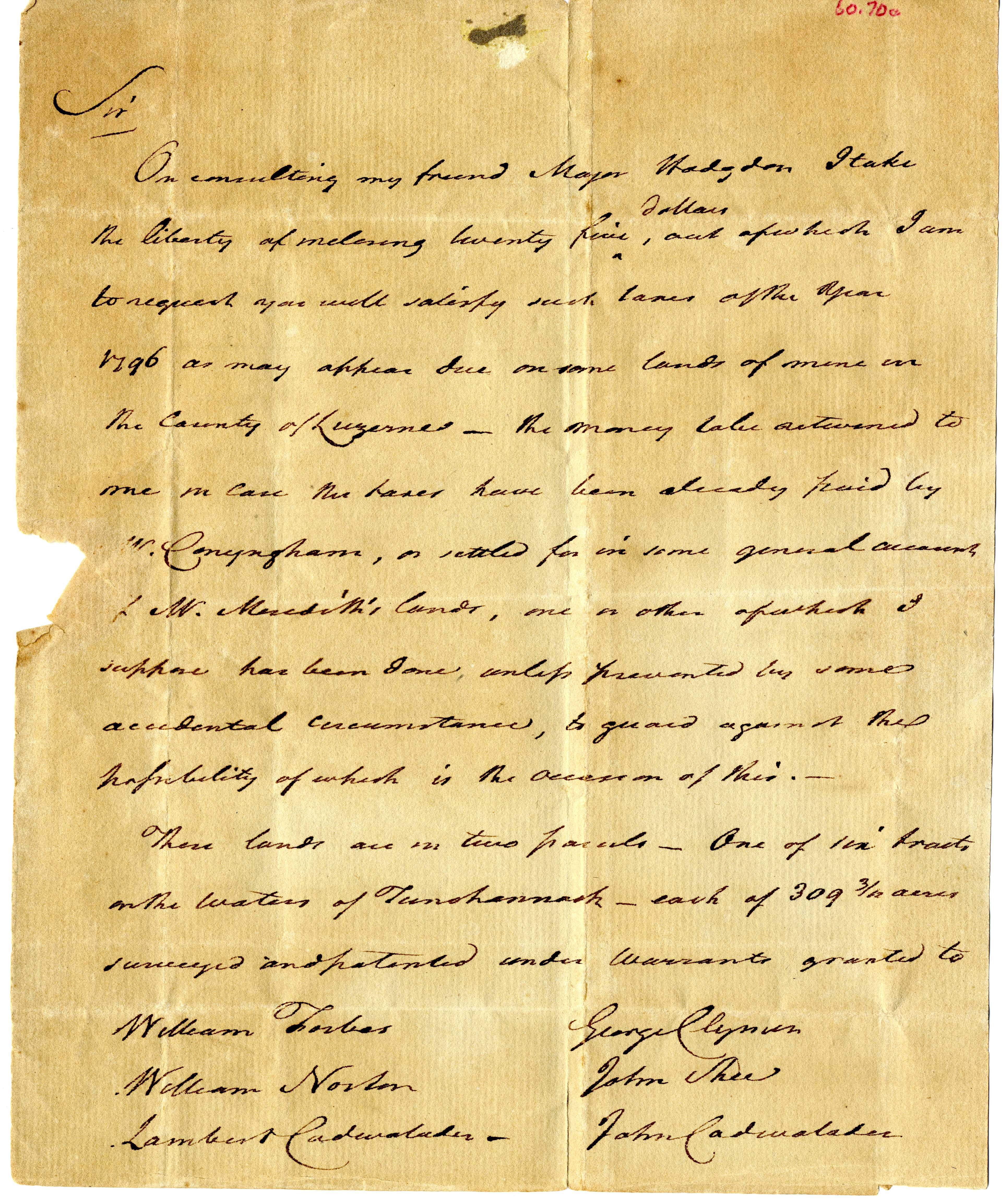 Signers of the U S Constitution