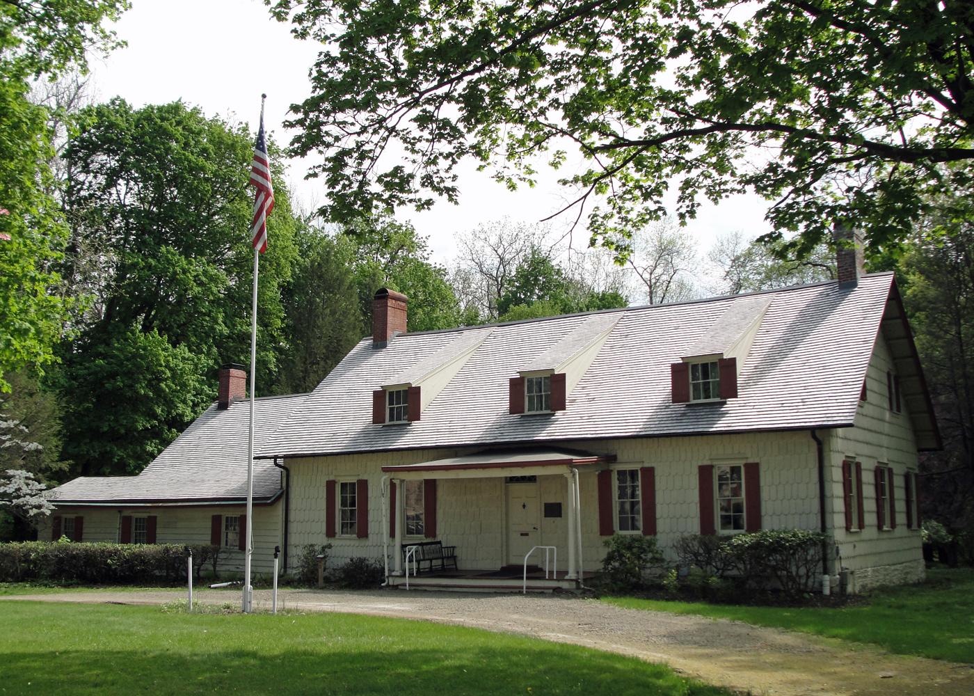 Madam Brett Homestead | Daughters of the American Revolution
