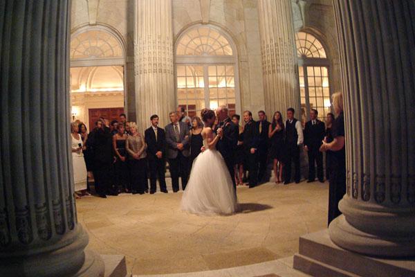 Weddings Receptions Meetings Bar Bat Mitzvahs Corporate Events Filmings Press Conferences