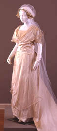 1914 Weddingdress