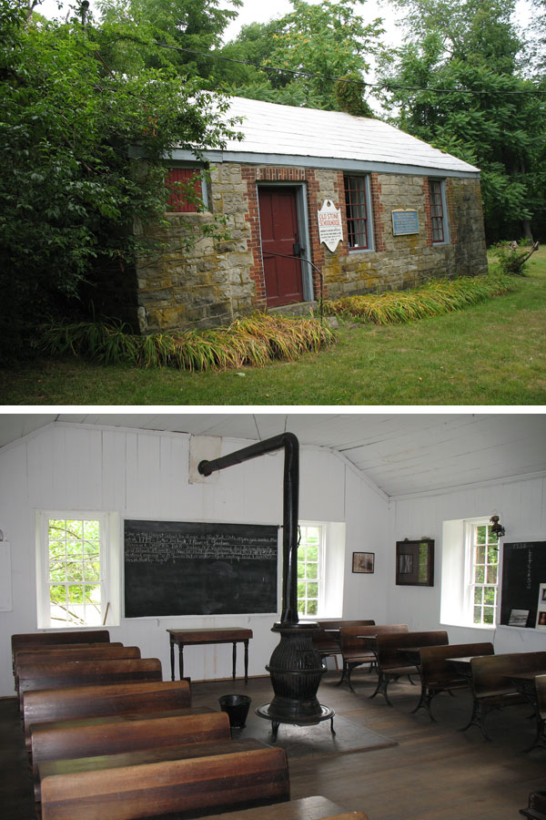 Old Stone Schoolhouse Daughters Of The American Revolution