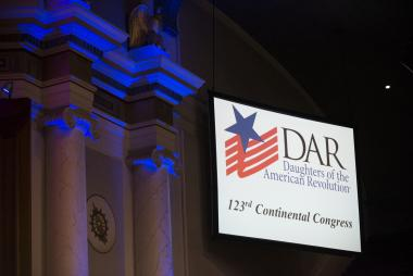 The 123rd DAR Continental Congress took place at DAR Headquarters in Washington, D.C. June 25-29, 2014.