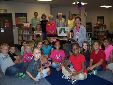 Grant Recipient, Education Category: Environmental Co-op, Terrell, Texas. The Environmental Odyssey Education Library Project is a State of Texas Recycling Alliance award-winning environmental program for 2nd graders in three area elementary schools. The project provided topical books to each of the schools' libraries.