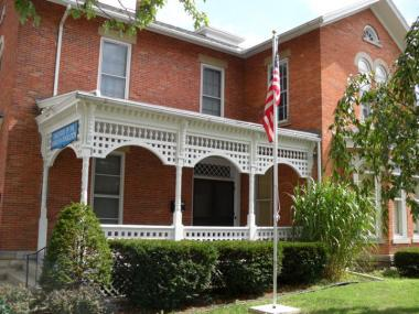 Grant Recipient, Historic Preservation Category: Col. George Croghan Chapter, Fremont, Ohio. The first meeting of the chapter was held in the Minnie Louise Failing House in 1900. Owner William Haynes' daughter, Julia, was the founder and first chapter regent.