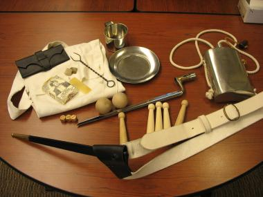 Grant Recipient, Education Category: Friends of the Oklahoma History Center, Inc., Oklahoma City, Okla. The Teacher Resource Trunk features lesson plans, hands-on items representing the Continental soldier (uniform, colonial money, soldiers' games, etc.), activities, and more. Designed for fifth grades, the program meets the State's educational standards for social studies.