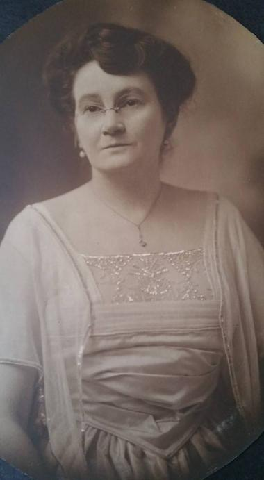 Helen Palmer Lawyer    Organizing Regent of the Schoharie Chapter, NSDAR.   Image donated to Lasell Hall by Clara L. Badgley, daughter.