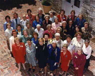 In 1999, the Thankful Hubbard Chapter Daughters of the American Revolution celebrated their Centennial at the Austin Woman's Club in Austin, Texas.