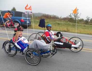 Grant Recipient, Patriotism: Akansa Chapter, Hot Springs Village, Ark. For wounded warriors, keys to recovery and reintegration into society are a sense of worth, capability, and accomplishment. Taking part in normal, physical outdoor activities boosts morale, lifts spirits and promotes physical rehabilitation.