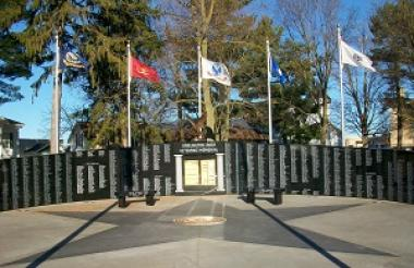 Grant Recipient, Patriotism: Wisconsin American Legion Foundation, Inc., Darlington, Wisc. Three years after breaking ground, the Darlington Area Veterans' Memorial was completed at a cost of $180,000. A dedication ceremony took place on Nov. 11, 2012.