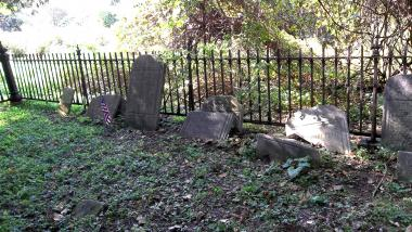 Grant Recipient, Historic Preservation Category: Onondaga Community College Foundation, Inc., Syracuse, N.Y. Grant recipient Onondaga Community College Foundation, Inc. oversees the Revolutionary War-era General Ellis Cemetery. The grant provided funding for major renovation and repair, including tree removal and restoration of existing head and foot stones.