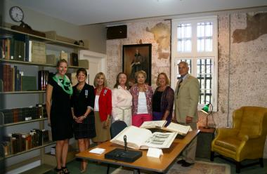 Grant Recipient, Historic Preservation Category: American College of the Building Arts, Charleston, S.C. The ACBA, the nation's only liberal arts college dedicated to the education of artisans in classic building trades, is housed in The Old Charleston District Jail. Grant funding in the amount of $8,755 was used to renovate and refurbish a room in which to house a Special Collection of rare building trade-related books and historical tools.
