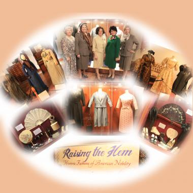 "Grant Recipient, Education Category: Benjamin Harrison Presidential Site, Indianapolis, Ind. In 2013, the Benjamin Harrison Presidential Site launched ""Raising the Hem: Historic Fashions of American Nobility"" as a major, custom-mounted 10-month exhibition. Featured were fashions and styles from the White House ladies (1850-1950) and beyond, boasting dresses, hats, accessories, jewelry, etiquette, invitations, and more."