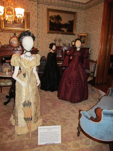 "Grant Recipient, Education Category: Benjamin Harrison Presidential Site, Indianapolis, Ind. Phase 2 of the ""Raising the Hem"" exhibit included dress debuts, interactive components, marketing surges and web accompaniments throughout the year. The exhibit drew greater attention to the site's women-themed exhibits and better promoted women's history, most notably through First Lady Caroline Harrison's fine example."