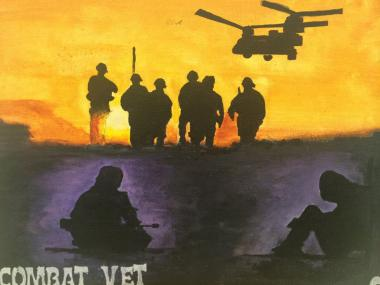 Grant Recipient, Patriotism Category: Combat Arts of San Diego, San Diego, California Founded in 2010, Combat Arts of San Diego provides art classes, museum tours, art exhibitions, mentorships, and public art opportunities for post-911 combat veterans and active duty military. The purpose of the Veteran Mural Project program is to use mural art to educate the general public about challenges veterans face as they transition from military service to the civilian work force and to advocate for veterans by prov