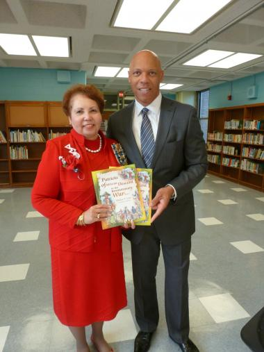 Grant Recipient, Education Category: Delta Research and Educational Foundation, Washington, D.C. The Delta Research and Educational Foundation supported the charitable and educational programming of Delta Sigma Theta Sorority, Inc., by augmenting school materials for Philadelphia school children through the donation of books that detail the significant contributions of people of color in the fight for American Independence.