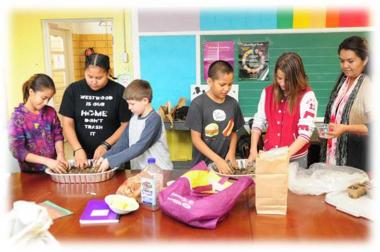 Grant Recipient, Education Category: Denver Indian Family Resource Center A $10,000 grant allowed the Center to reach more families in 2013-2014, helping them to develop personal power in both parents and children, building healthy and nurturing family environments and strengthening the bonds between parents and children.