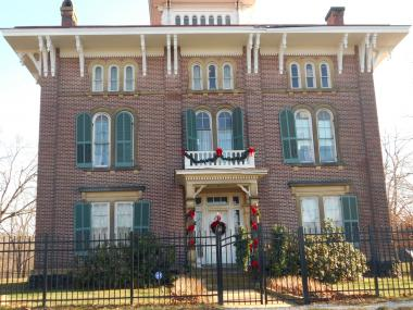 Grant Recipient: Historic Preservation, Oil, Gas & Industrial Historical Association Parkersburg, WV  The Henderson family migrated from VA to WV in 1799, and in 1856-59 built a three-story, Italianate style mansion.  The family resided in the home for six generations and documents, recently discovered, include the family's accomplishments, serving in the House of Delegates and State Senate in the Wheeling Convention when statehood for WV was debated.