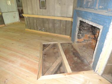 Grant Recipient, Historic Preservation Category: Hoyle Historic Homestead House, Dallas, N.C. Over the past 15 years, the Hoyle Board of Directors has worked to arrest and repair termite damage on the first floor of Hoyle House. The project of replacing the pine floor completed the stabilization of the floor system, while ensuring the safety of its visitors.