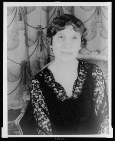 """Julia Mood Peterkin was a quiet rebel of her era, fighting against racial stereotypes and discrimination through her writing. Fighting """"behind enemy lines"""" at her husband's cotton plantation, Julia drew from the Gullah culture she experienced in South Carolina in her writing. She wrote a plethora of books including """"Scarlet Sister Mary, Green Thursday,"""" and """"Bright Skin."""" Her writing was both lauded and reviled for their portrayal of African Americans as people with complex, fascinating lives filled with th"""