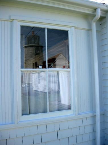 Grant Recipient, Historic Preservation Category: Monhegan Historical & Cultural Museum Association, Monhegan, Maine The Monhegan Museum preserves the buildings of the Historic Monhegan Light Station, located 12 miles out to sea on Monhegan Island. In continuous operation since 1824, the light was tended by resident, civilian keepers from 1824 until 1945. Numerous windows and doors on the keepers' dwellings had significant decay and deterioration.