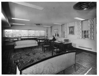 Americana Room, circa 1968
