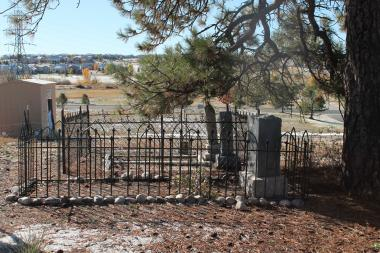 Grant Recipient, Historic Preservation Category: Parker Area Historical Society, Parker, Colo. Donated to the Parker Area Historical Society in 1996, the Tallman/Newlin Cabin was in need of renovation and repairs. Rotten wood steps and windows were replaced, new paint was applied, and fencing around the family cemetery was installed.