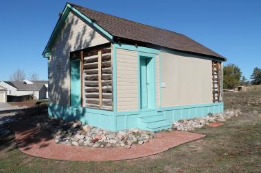 Grant Recipient, Historic Preservation Category: Parker Area Historical Society, Parker, Colo. Parker's only remaining log cabin, was built in 1866 by John Tallman. He and his wife, Elizabeth, ranched the 160-acre area until 1878. Elizabeth wrote extensively about life in early Colorado. William and Elizabeth Newlin were the next owners; they developed a large dairy herd and cultivated 125 acres of grain.