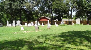 Grant Recipient, Historic Preservation Category: Tulsa Historical Society, Tulsa, Okla. Located in Tulsa, Okla., is the Perryman Cemetery, a burial ground of the Creek Nation Indians. In this cemetery are buried Creek Chieftain Legus Choteau Perryman, six Civil War veterans, and a traveler of the Trail of Tears, Hannah Hayes Alexander.