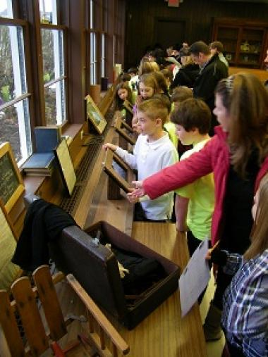 Grant Recipient, Education: Rochester Hills Museum, Rochester Hills, Mich. Rochester Community Schools students visit the Museum to experience social studies field trips that align to and support their educational curriculum .