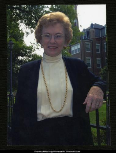 Lenore L. Prather was the first female chief justice of the Mississippi Supreme Court and has been considered a trailblazer for other women in her state. In 1965 she became the municipal judge of West Point, Mississippi. In 1971, she was appointed judge of the 14th Chancery District of Mississippi. After winning two reelections to the court, she was appointed to the state Supreme Court, where she served as the first female justice. Following her career in court, Lenore has continued as a speaker, encouragin