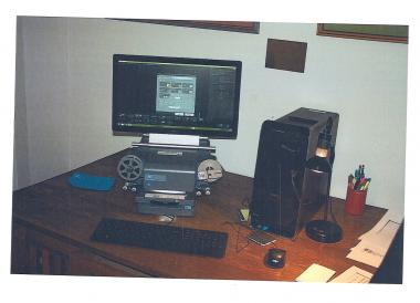 Grant Recipient, Historic Preservation Category: Berkeley County Historical Society, Martinsburg, W.V. The Berkeley County Historical Society was able to purchase a Konica Minolta SL 1000 Digital Film Scanner, accessories and a motorized 16/35mm roll microfilm carrier and have all of the equipment installed. Professional training on the use of the equipment enables society employees and volunteers to assist others to access historical records.