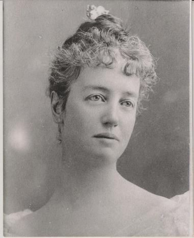 Katherine Wolcott Verplanck, one of New York's early State Regents, who was descended from Governor Wolcott of Connecticut. In addition to founding the Melzingah Chapter of the DAR, she was a visionary who served on the local school board, the Red Cross and many other organizations.