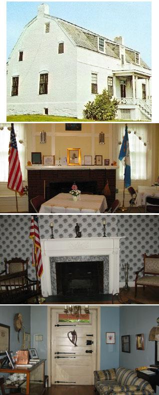 Van Schaick Mansion Daughters Of The American Revolution